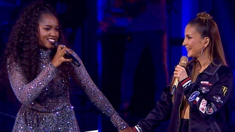 020df9a2d  Claudia Leitte e Iza devem cantar juntas em trio no Carnaval de Salvador